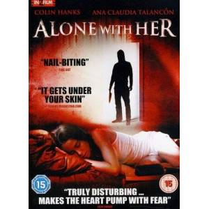 Alone With Her [DVD]