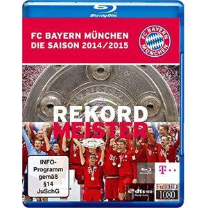EuroVideo Medien GmbH FC Bayern München - Die Saison 2014/2015: Die Saison 2014/2015