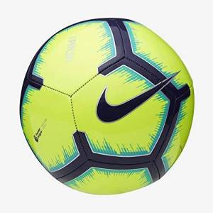 NIKE Pitch Premier League voetbal 2018/2019, heren, lime, 5