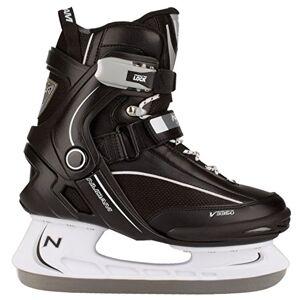 Nijdam IJshockeyschaatsen, volwassenen, Icehockey Skate, zwart, 46