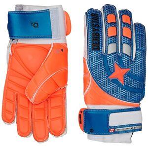 Derbystar Fingersave Protect Basic AR Quattro 2584 Keepershandschoenen, blauw, 8,5