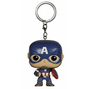 Funko Captain America Avengers – Age of Ultron sleutelhanger, standaard, standaard