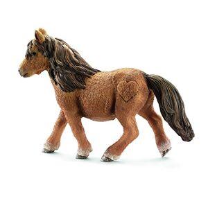 Schleich 13750Shetland pony merrie, minifiguur