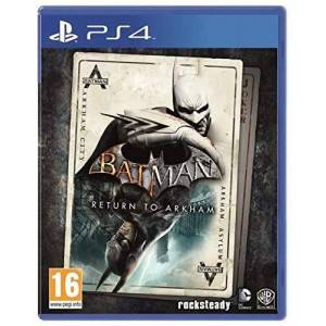 Warner Bros. Batman : Return to Arkham Jeu PS4