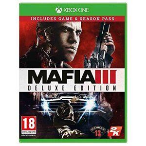 2K Mafia Iii Deluxe Edition (Includes FAMILY Kick-Back) Xbox1 [