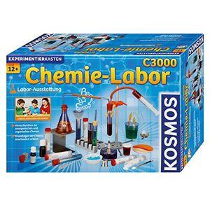 Kosmos 640132–chemielaboratoria C 3000