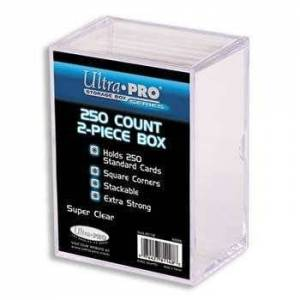 Ultra Pro 81148 - opbergdoos 2-pits 250-count