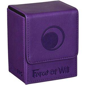 Ultra Pro 84703–Force of wil Darkness Magic Stone Flip Box, kaartspel