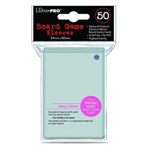 Ultra Pro 82915 Board Game Sleeves-Special Size 54x80mm (50 insteekhoezen)
