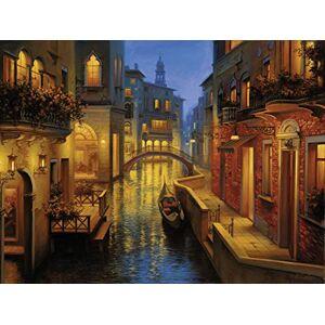Ravensburger 16308 Puzzel, Kanaal in Venetië, 1500 stukjes