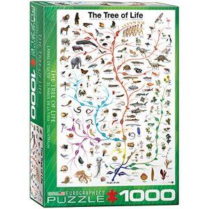 Eurographics Boom van het leven - 1000 stuks, puzzel