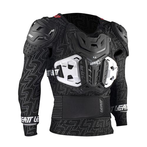 Leatt Beschermende Vest Leatt 4.5 Pro Zwart  - Zwart