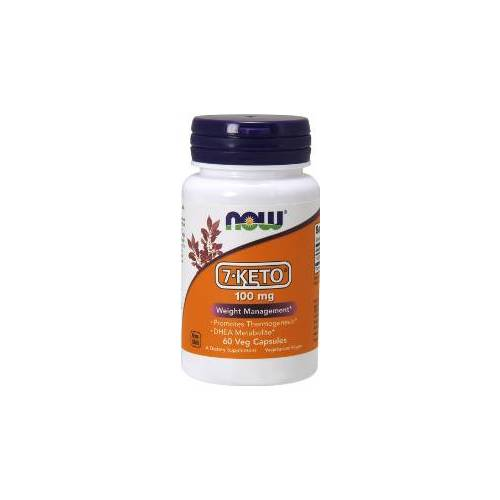 vitanatural 7-keto- dhea 100 mg - 60 kapsler