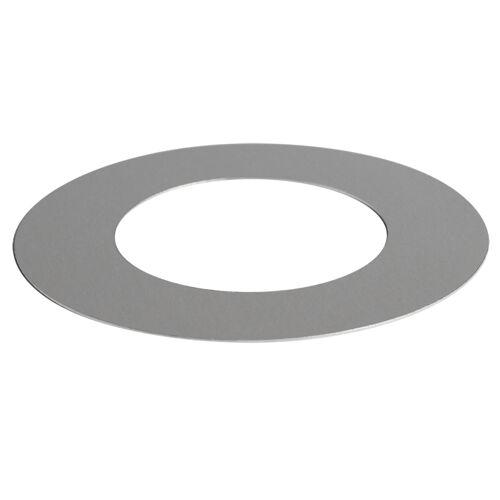 QAZQA Opvulring RVS voor inbouwspots 7,5 - 13 cm
