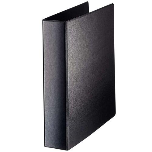 Leitz Presentatiemap 4DR 40 mm PP zwart