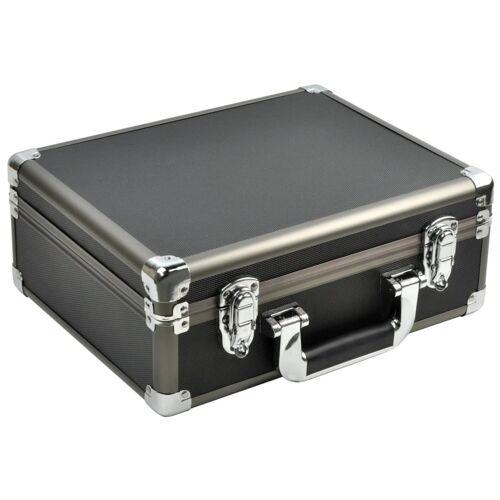 DESQ Beschermingskoffer universeel medium ABS zwart