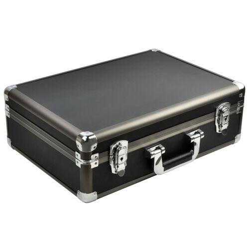 DESQ Beschermingskoffer universeel groot ABS zwart