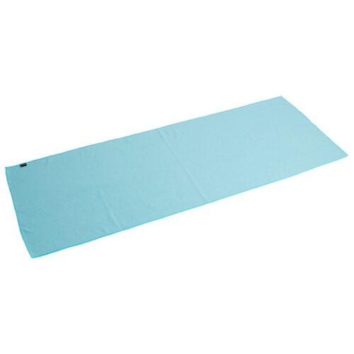 Pure2Improve Yogahanddoek anti-slip blauw