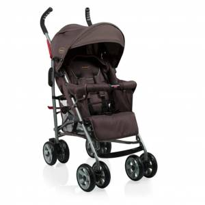 Baninni Buggy Luca donkerbruin BNST015-BR