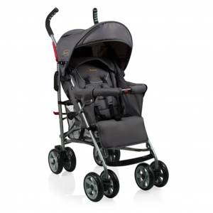 Baninni Buggy Luca grijs BNST015-GY