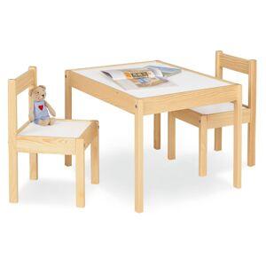 Pinolino Kindertafel- en stoelenset Olaf