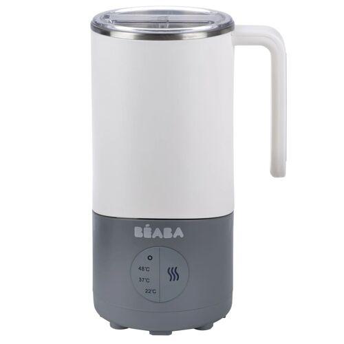 Beaba Babymelkverwarmer Milk Prep 450 ml wit en grijs