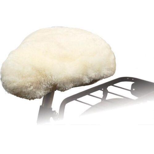 Willex Fietszadelhoes schapenvacht naturel 30120