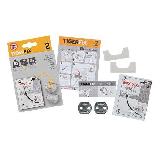Tiger Bevestigingsmateriaal Fix Type 2 metaal 398830046