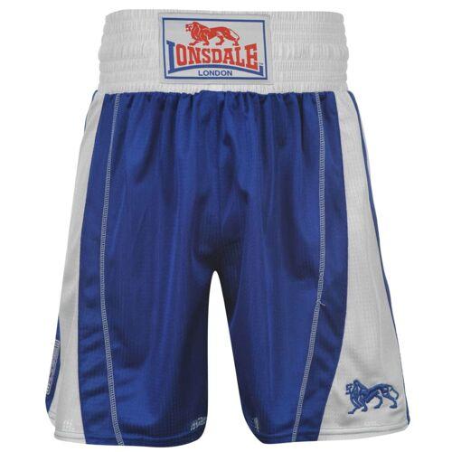 LONSDALE Boksshort XL blauw