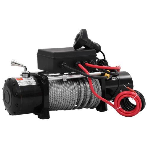 vidaXL Elektrische lier 12 V 5909 kg