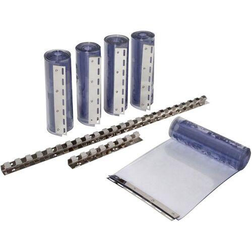 Kerbl Strokengordijnen set PVC 225x30 cm 291162