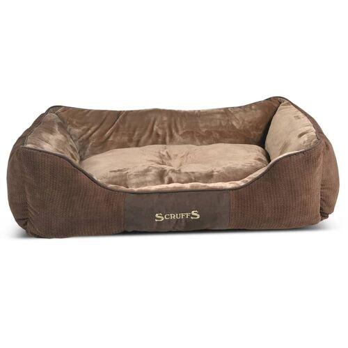 Scruffs & Tramps Scruffs & Tramps Huisdierenbed Chester bruin 90x70 cm maat XL 1169