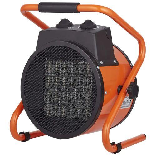 Qlima Ventilatorkachel elektrisch EFH 6030 3000 W oranje