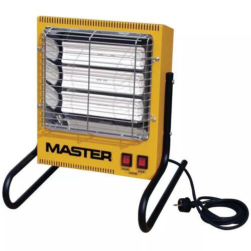 Master elektrische infrarood verwarming TS3A