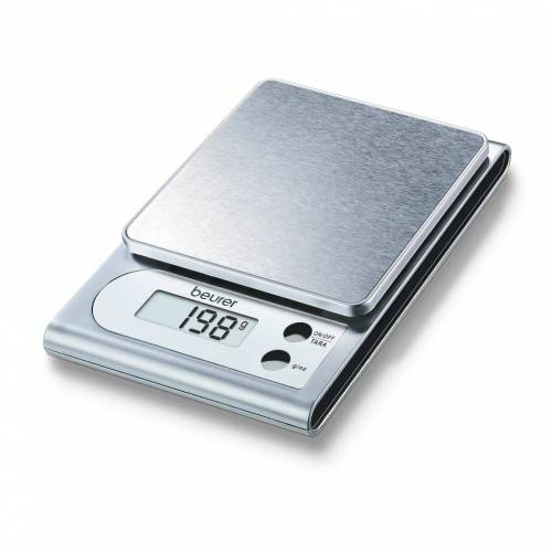 Beurer Keukenweegschaal KS22 3 kg zwart 704.10