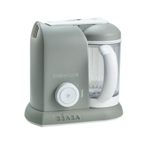 Beaba Babyvoeding keukenmachine 4-in-1 Babycook Solo 1100 ml grijs
