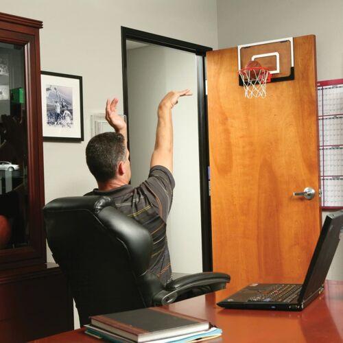 SKLZ Mini-basketbalring met bord en basketbal