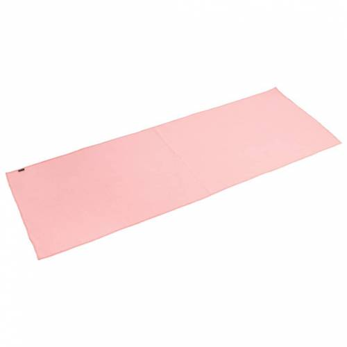 Pure2Improve Yogahanddoek anti-slip roze