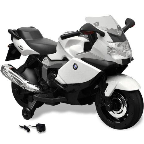 vidaXL Elektrische motor BMW 283 wit 6 V