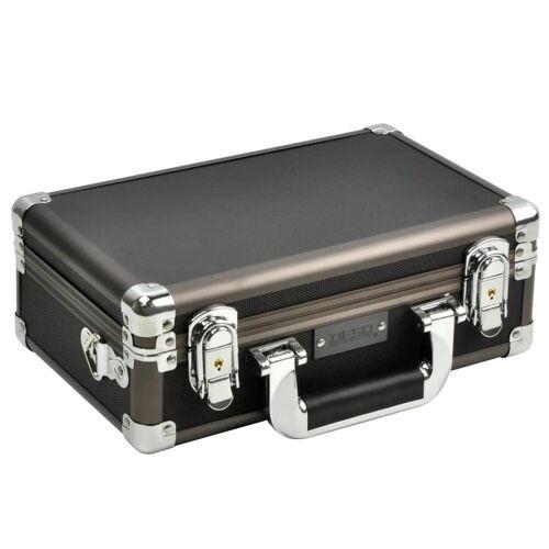 DESQ Beschermingskoffer universeel klein ABS zwart