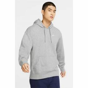Nike Skateboarding Nike SB Hoodie Dark Grey Heather/White - XL