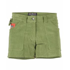 Amundsen 5 Incher Concord Womens - Shorts - Moss Green/Olive - XS