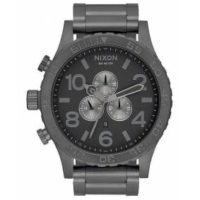 NIXON 51-30 Chrono - Klokke - All Gunmetal