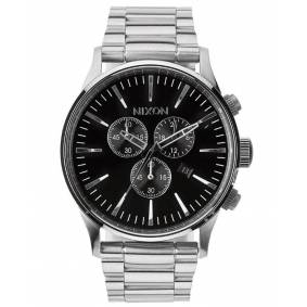 NIXON Sentry Chrono - Klokke - Black