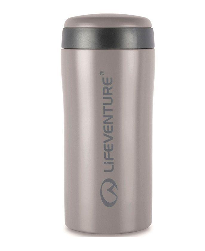 Lifeventure Thermal Mug 300ML - Termokopp - Matt grå