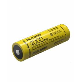 NITECORE 21700 Li-ion 4000mAh - Batteri