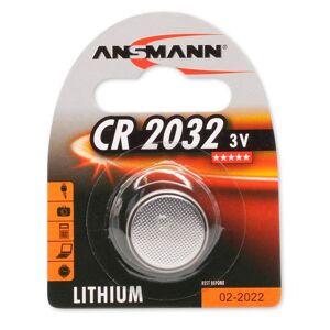 ANSMANN Lithium 1-pack CR2032 - Batteri