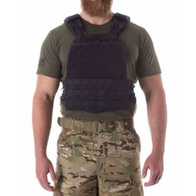 5.11 Tactical TacTec - Vest - Marineblå