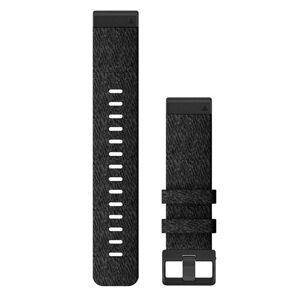 GARMIN QuickFit 22 Nylon - Klokkereim - Svart