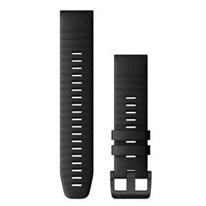 GARMIN QuickFit 22 Silikon - Klokkereim - Svart